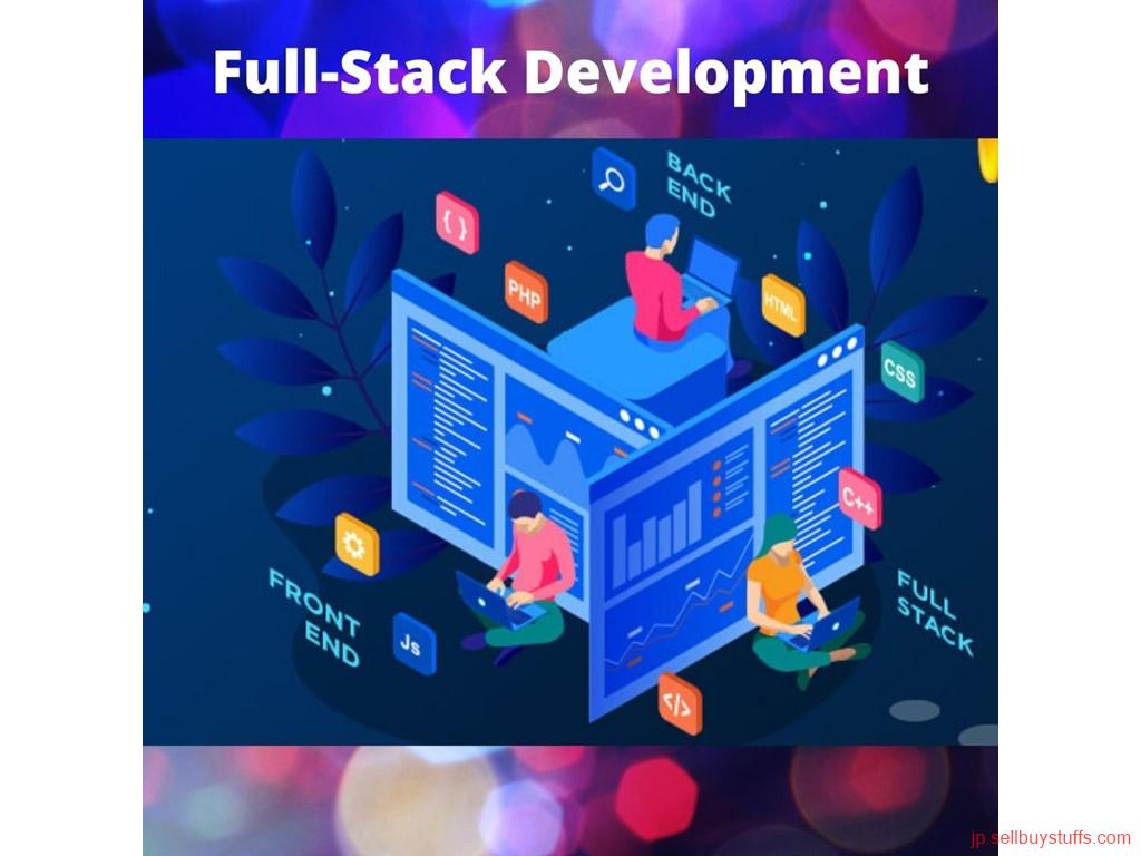 second hand/new: Full stack developer course online