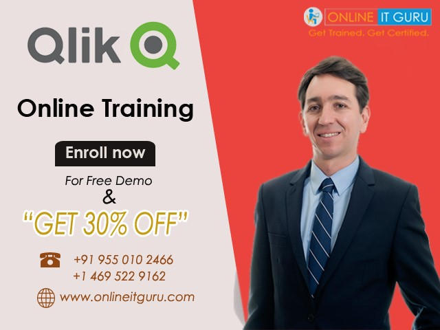 second hand/new: Grow your career With Qlikview Certification Training
