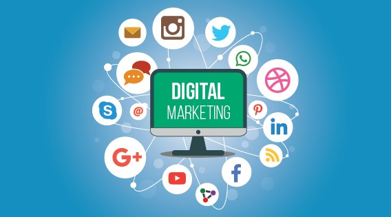 second hand/new: online digital marketing course