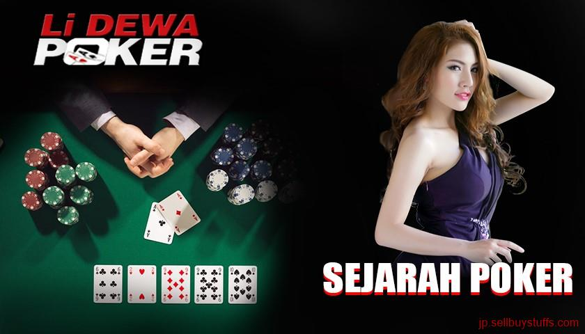 second hand/new: Promo Poker