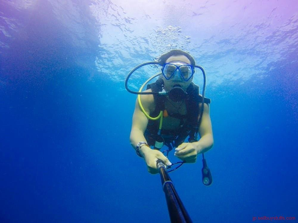 second hand/new: One Of The Perfect Diving Shops In Okinawa