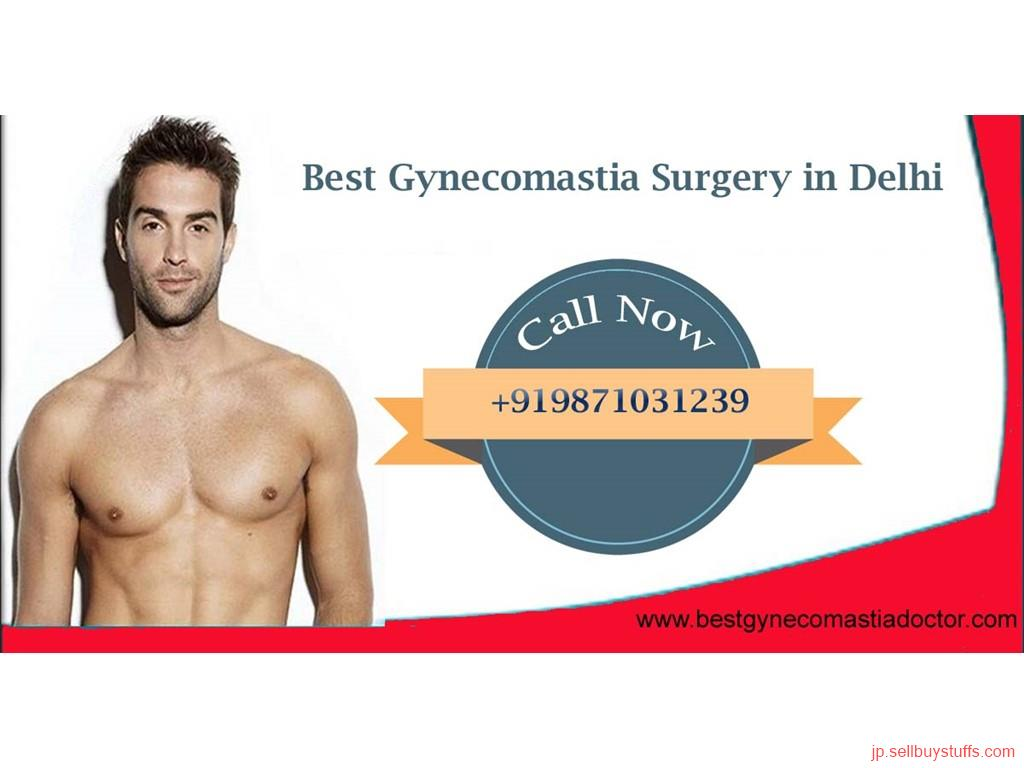 second hand/new: Best gynecomastia surgery, male breast surgery in delhi
