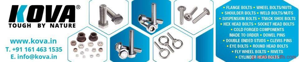 second hand/new: Fastener Manufacturers In India