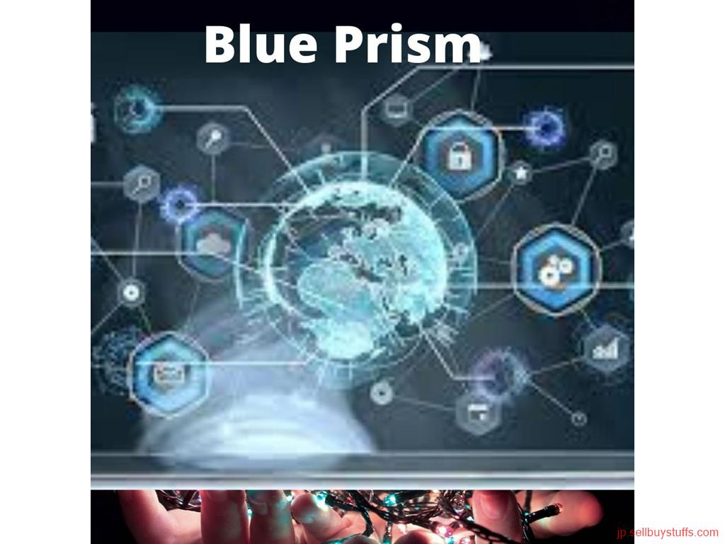 second hand/new: Blue Prism Online Training