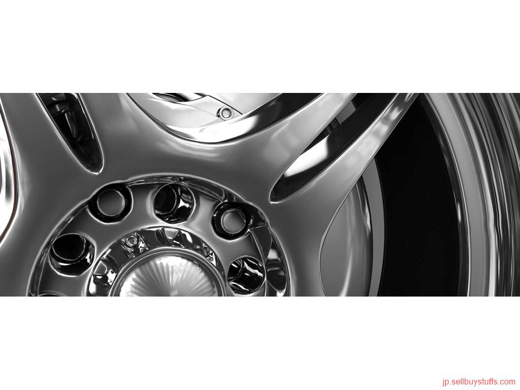 second hand/new: High – Quality Service in Alloy Wheels