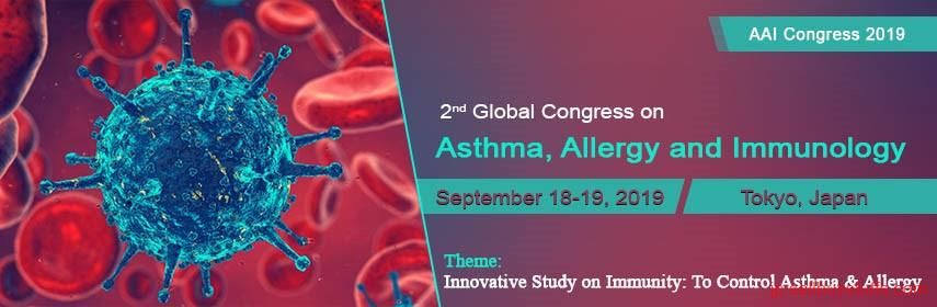 second hand/new: 2nd Global Congress on Asthma, Allergy and Immunology