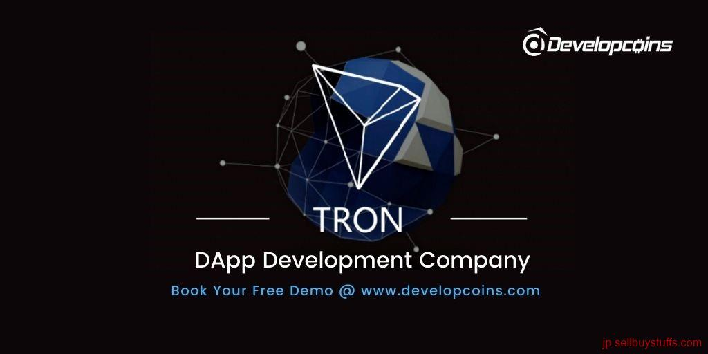 second hand/new: Tron Dapp Development Company
